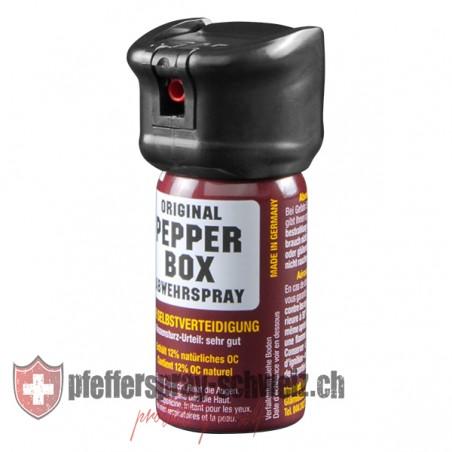 TW1000 / PEPPER-BOX, Pfefferspray PEPPER-FOG MAN, 40ml (Sprühnebel)_101