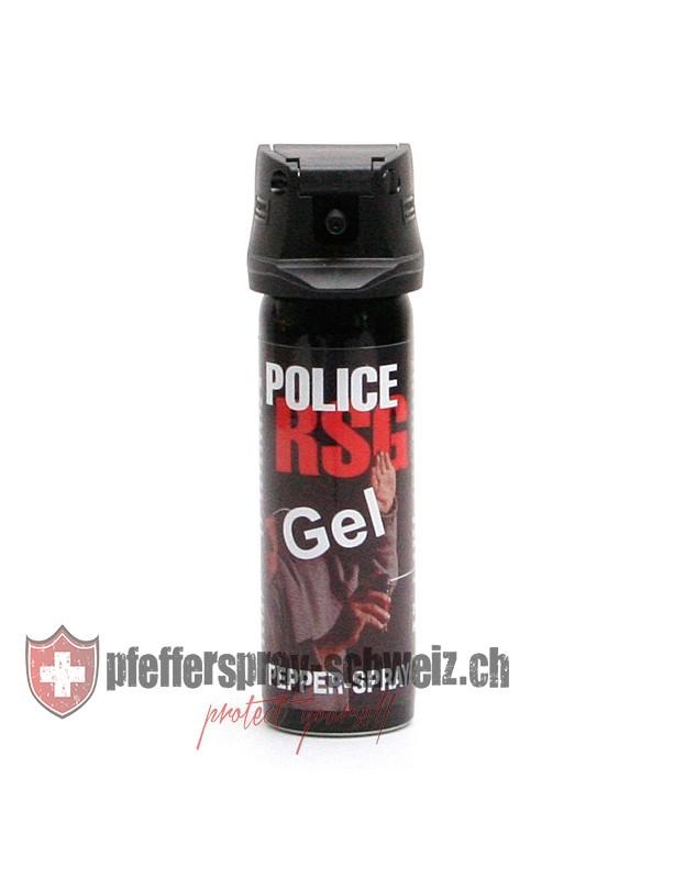Profi-Pfefferspray RSG POLICE - Gel - 63ml_105