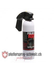 Profi-Pfefferspray RSG POLICE HIGH-JET-FOG, 400 ml_106