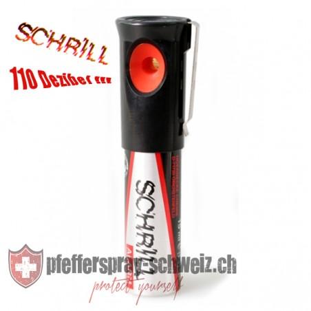 TW1000, Schrill-Alarm, 110dB Hochfrequenz_112