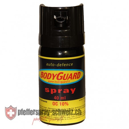 Pfefferspray BODYGUARD - 3x stärkere Wirkung_121