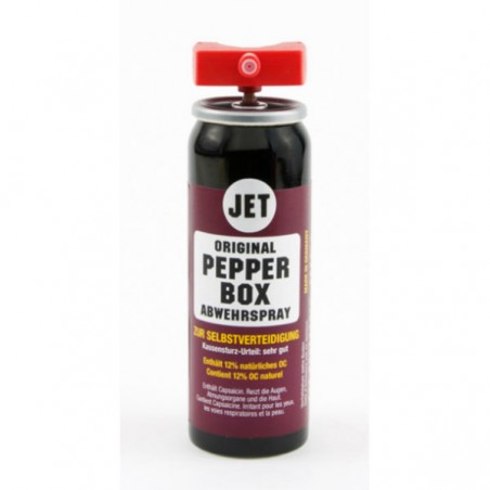TW1000 / PEPPER-BOX Pfefferspray-Nachfüllpatrone zu RSG6, 63ml (Strahl)_161