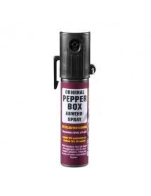 TW1000 / PEPPER-BOX, Pfefferspray PEPPER-FOG LADY mit Schlüsselanhänger, 20ml (Sprühnebel)_239