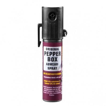 TW1000 / PEPPER-BOX, Pfefferspray PEPPER-FOG LADY, 20ml (Sprühnebel)_239