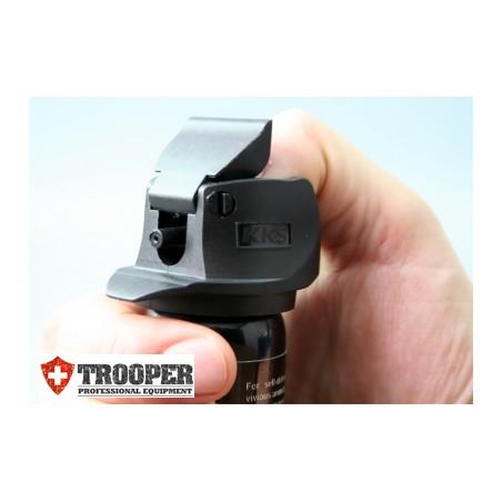 TW1000 / PEPPER-BOX, Pfefferspray Modell PEPPER-FOAM STANDARD, 63ml (aufschäumender Flüssigstrahl)_50